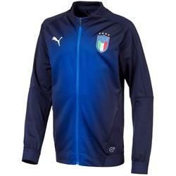 PUMA - Kids Figc Italia Stadium Jacket Jr