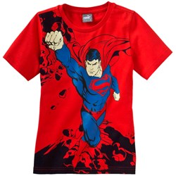 PUMA - Kids Fun Superman Tee B
