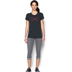 Under Armour - Womens Big Logo SS T-Shirt