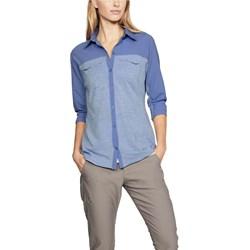 Under Armour - Womens TB Fish Hunter Hybrid LS Long-Sleeves T-Shirt