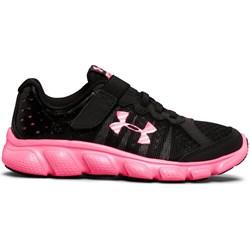 Under Armour - Girls PreSchool Assert 6 AC Running Sneakers