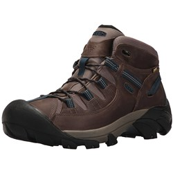 Keen - Mens Targhee Ii Mid Waterproof Hiking Shoes