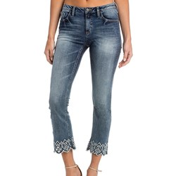 Miss Me - Womens M2113Cb Cropped Bootcut Jeans