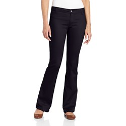 Dickies Girl Junior's Worker Bootcut Pant with 2 Back Pockets