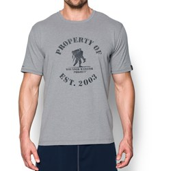 Under Armour - Mens Property of WWP CC T-Shirt