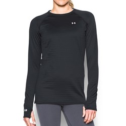Under Armour - Womens Base 40 Crew Long-Sleeves T-Shirt