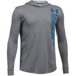 Under Armour - Boys Textured Tech Long-Sleeves T-Shirt