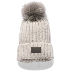 Under Armour - Womens Snowcrest Pom Beanie