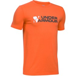 Under Armour - Boys Duo Branded SS T-Shirt