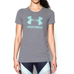 Under Armour - Womens Sportstyle Crew T-Shirt