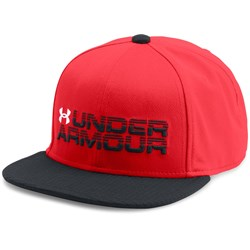 Under Armour - Boys Novelty Flat Brim Cap