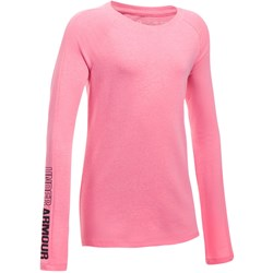 Under Armour - Girls Favorite Knit LS Long-Sleeves T-Shirt