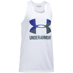 Under Armour - Girls Big Logo Slash Tank Top