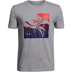Under Armour - Boys B USA Eagle T-Shirt