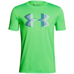 Under Armour - Boys Tech Big Logo Solid T-Shirt