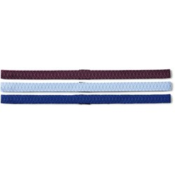 Under Armour - Womens Reflective Mini HB 3pk Headband