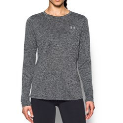 Under Armour - Womens Tech LS Crew Twist Long-Sleeves T-Shirt