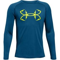 Under Armour - Boys Fish Tech LS Long-Sleeves T-Shirt