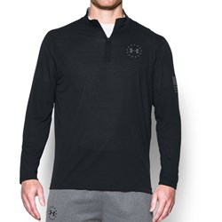 Under Armour - Mens FREEDOM TB 1/4 ZIP Warmup Top