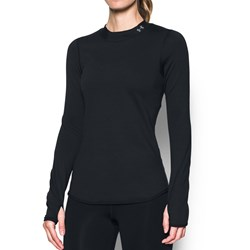 Under Armour - Womens CG Armour Mock Long-Sleeves T-Shirt