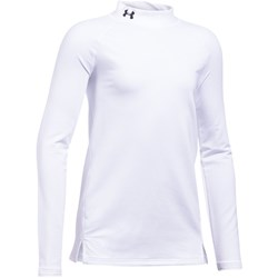 Under Armour - Girls ColdGear Mock Long-Sleeves T-Shirt