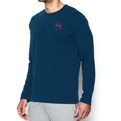37f26422 Under Armour. Under Armour - Mens Freedom Flag LS Long-Sleeves T-Shirt