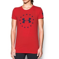Under Armour - Womens Freedom Logo 20 T-Shirt
