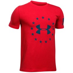 Under Armour - Boys B's Freedom Logo 20 T-Shirt