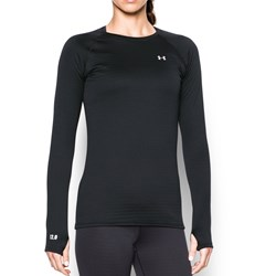 Under Armour - Womens Base 20 Crew Long-Sleeves T-Shirt