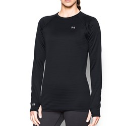 Under Armour - Womens Base 30 Crew Long-Sleeves T-Shirt