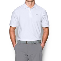 Under Armour - Mens Charged Cotton Scramble Polo