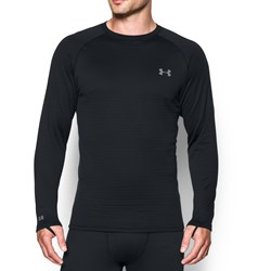 Under Armour - Mens Base 30 Crew Long-Sleeves T-Shirt