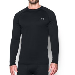 Under Armour - Mens Base 40 Crew Long-Sleeves T-Shirt