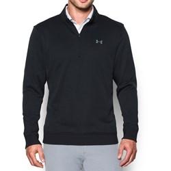 Under Armour - Mens Storm SweaterFleece QZ Warmup Top