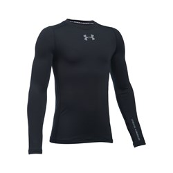 Under Armour - Boys CG Armour Crew Long-Sleeves T-Shirt