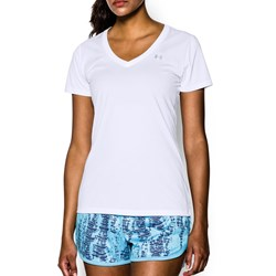 Under Armour - Womens Tech VNeck T-Shirt