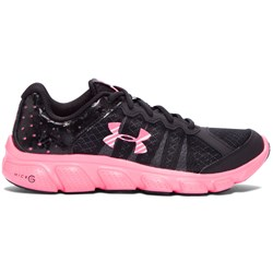 Under Armour - Girls Grade School Micro G Assert 6 Running Sneakers