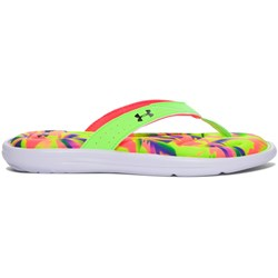 Under Armour - Womens W Marbella Floral V 3-Point Sandals