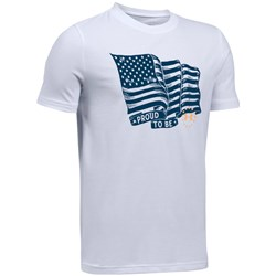 Under Armour - Boys B Proud To Be T-Shirt