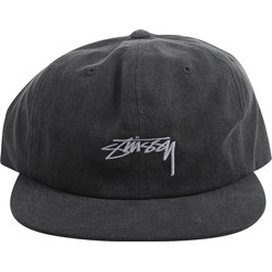 Stussy - Mens Washed Oxford Canvas Hat