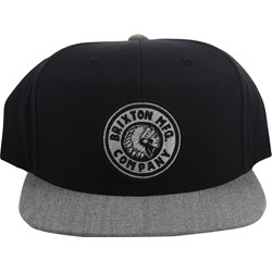 Brixton - Unisex-Adult Rival Snapback Hat