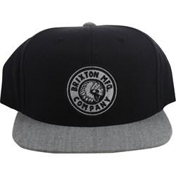 Brixton - Unisex-Adult Rival Snapback Hat