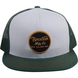 Brixton - Unisex-Adult Wheeler Mesh Snapback Hat