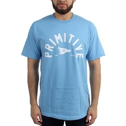 Primitive - Mens Big Arch Pennant T-Shirt