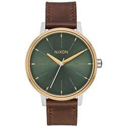 Nixon Women's Kensington Leather Analog Watch