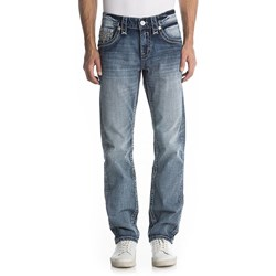 Rock Revival - Mens Kaif J200 Straight Jeans