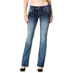 Rock Revival - Womens Julee B225 Bootcut Jeans