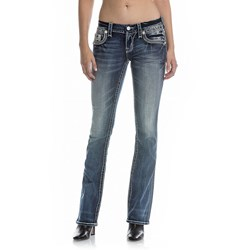 Rock Revival - Womens Gysii B210 Bootcut Jeans
