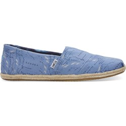 Toms Men's Alpargata Cotton Espadrille