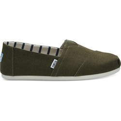 Toms Men's Alpargata Canvas Espadrille